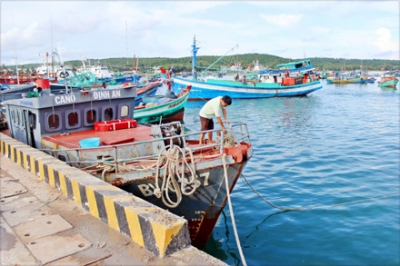Cảng biển quốc tế An Thới (Phú Quốc).